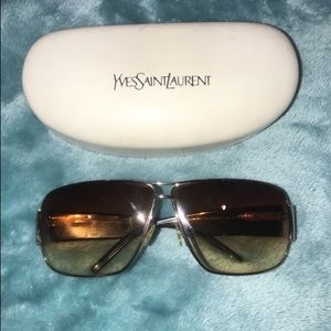 Vintage Yves saint laurent sunglasses